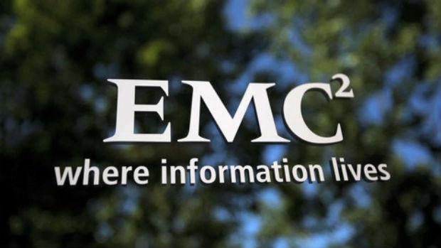 Resultados positivos para EMC