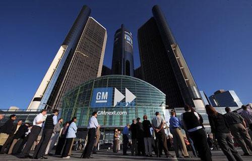 GM recoge parte de los trabajadores que se van de HP