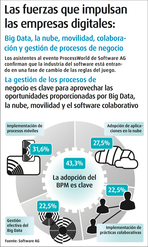 Infografia Process World Survey