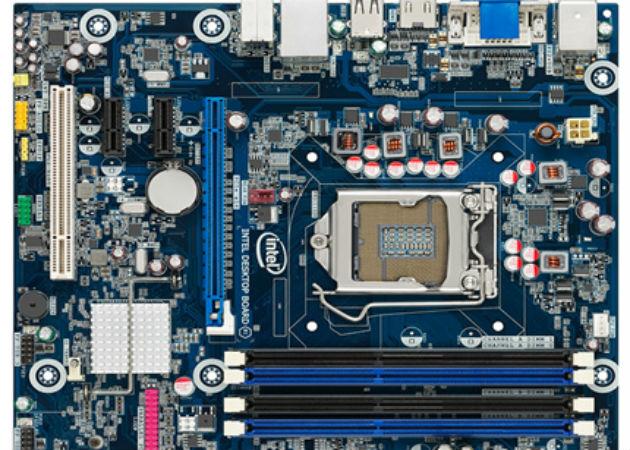 Intel abandonará el negocio de placas base de escritorio