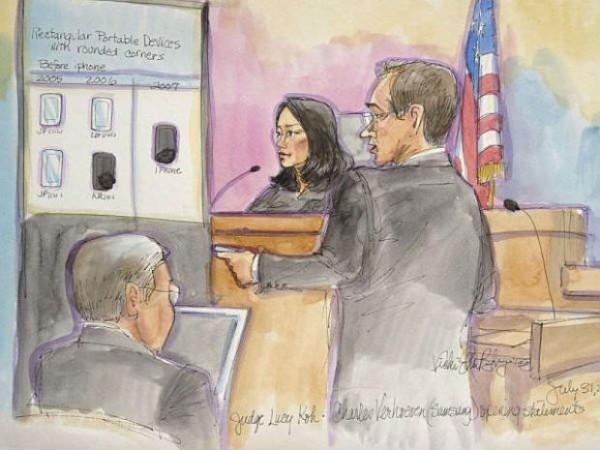 Juez Koh: Samsung no tuvo intención de infrigir las patentes de Apple