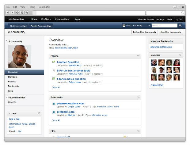 IBM refuerza la gestión de contenidos para mejorar el social business