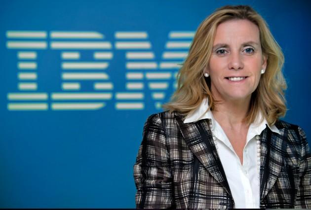 Marta Martínez Alonso, nueva presidenta de IBM España, Portugal, Grecia e Israel