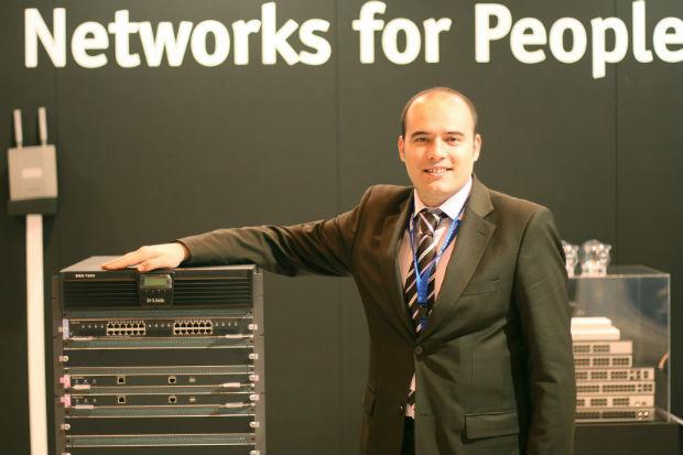 Miguel Angel Guerra, nuevo Corporate Account Manager de D-Link para España y Portugal