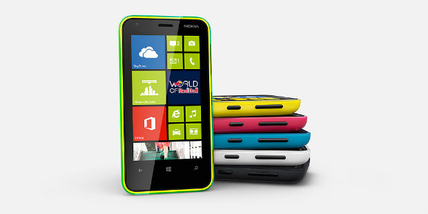 Préstamo de dispositivos con Windows Phone 8