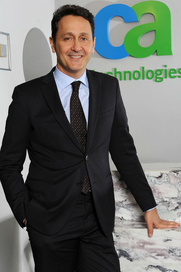 CA Technologies nombra a Pierpaolo Taliento vicepresidente y director general para el sur de Europa