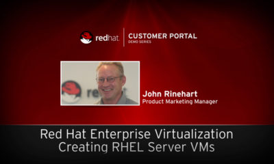 Red Hat Enterprise Virtualization 3.1