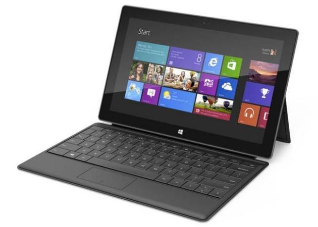 Las Surface Pro vienen muy cortas de almacenamiento interno