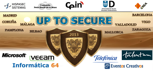 Up To Secure 2013