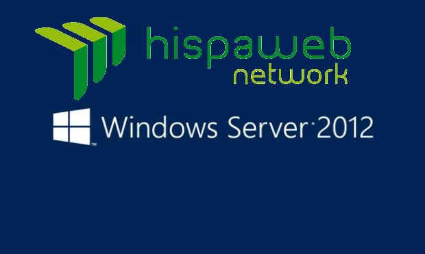 Hispaweb ofrece windows server 2012