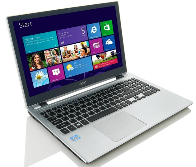 Acer con Windows 8