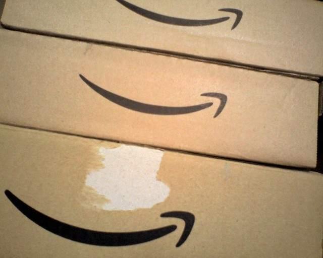 Las acciones de Amazon marcan un récord