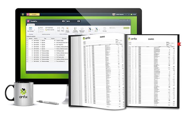 ContaPro: nueva herramienta del escritorio profesional en la nube de anfix