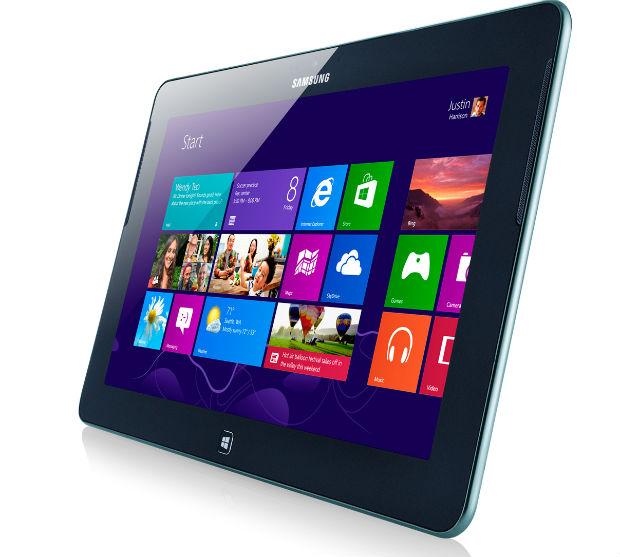 Samsung dice que no venderá su Tablet con Windows RT en Estados Unidos