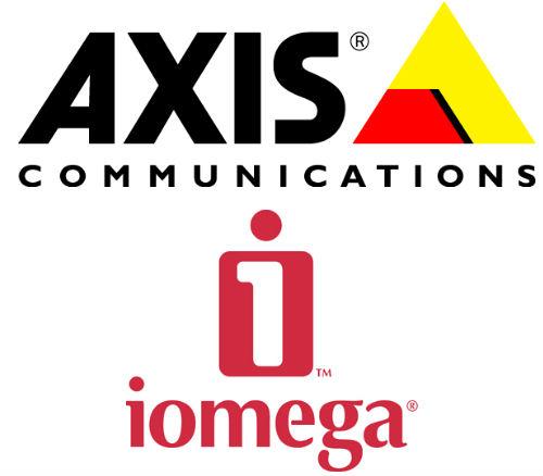 Iomega y Axis Communications presentan sus soluciones integradas de videovigilancia  dirigidas a pequeñas instalaciones