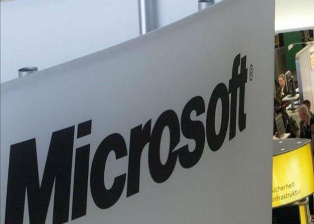 Los beneficios de Microsoft caen en el segundo trimestre fiscal