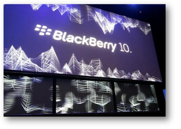Las acciones de BlackBerry caen tras la presentación de sus nuevos productos