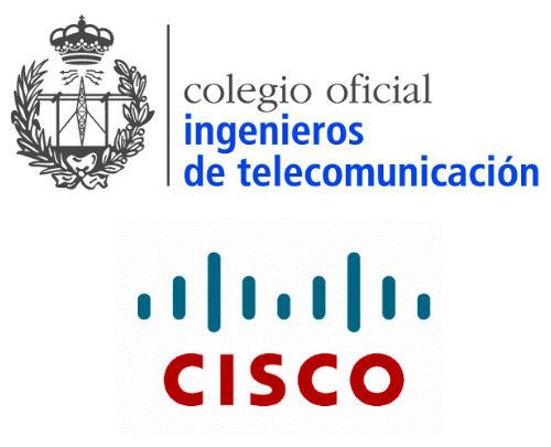 Cisco y el COIT colaboran en acciones de investigación, formación y contratación