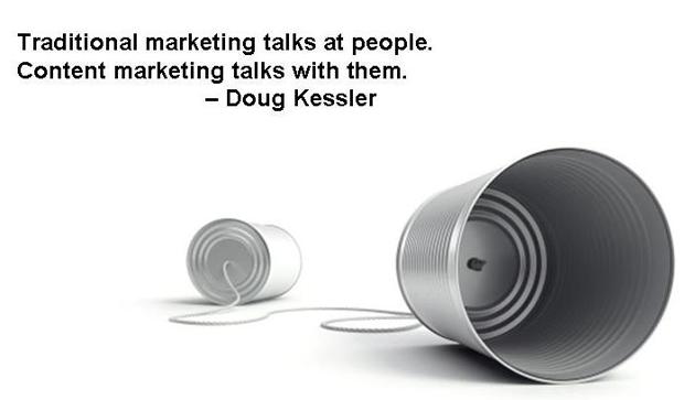 Qué es el 'content marketing' y por qué lo necesita tu negocio