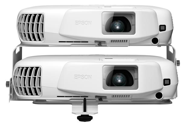 Epson EB-W16SK sistema de proyección 3D pasivo para uso comercial