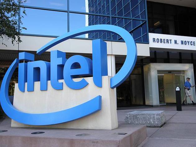 Intel ingresa 53.300 millones de dólares en 2012, un 1,2% menos que el año anterior