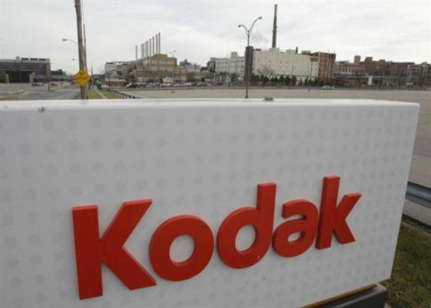 Kodak consigue 844 millones de dólares para superar su bancarrota