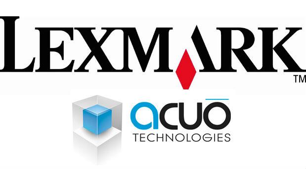 Lexmark adquiere Acuo Technologies