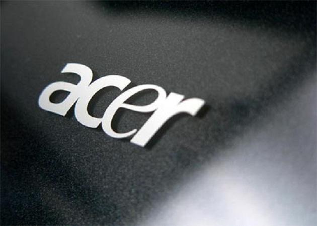 Acer pide tiempo para Windows 8