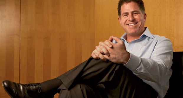 Michael Dell busca financiación para Dell