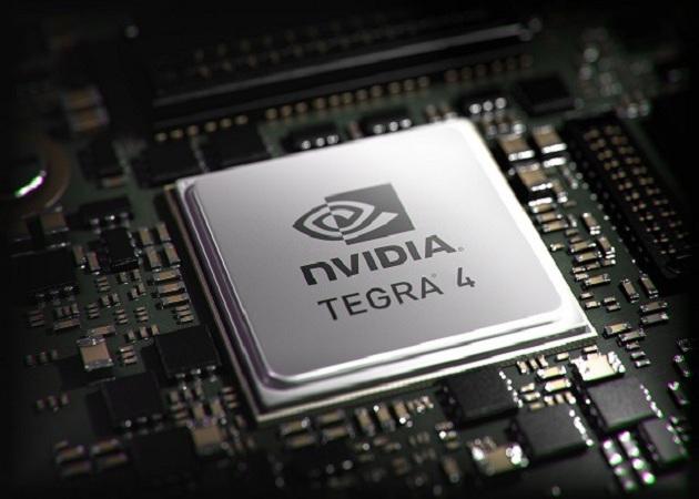 Nvidia presenta en el CES 2013 su procesador Tegra 4