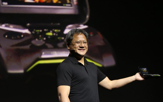 El CEO de NVIDIA, entusiasmado con el Project Shield