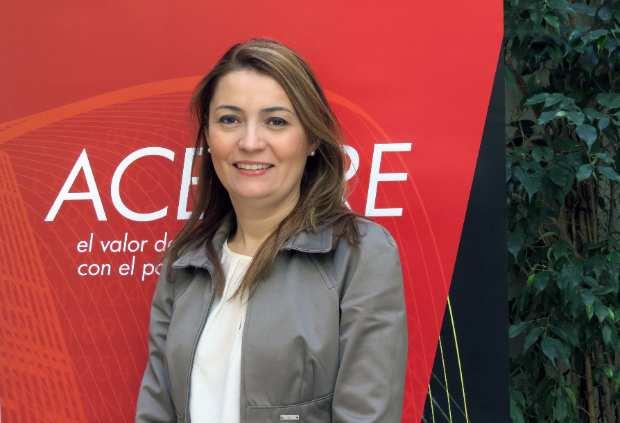 """Sara Martínez, de HP: """"Con 3PAR StoreServ 7000 ofrecemos funcionalidades de gama alta a precios de gama media"""""""