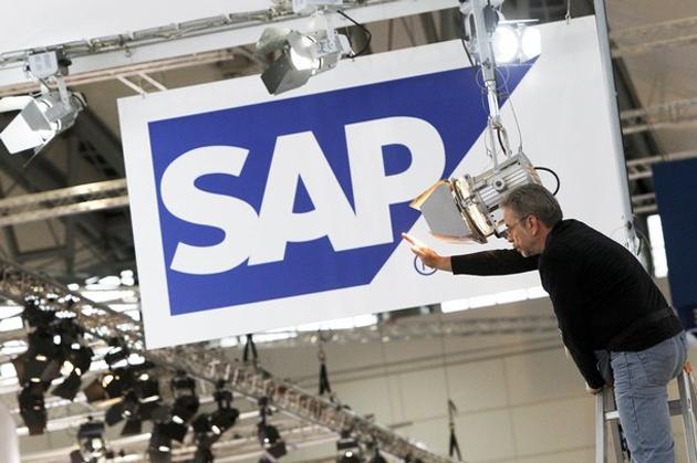 SAP vende un 12% más en el cuarto trimestre de 2012