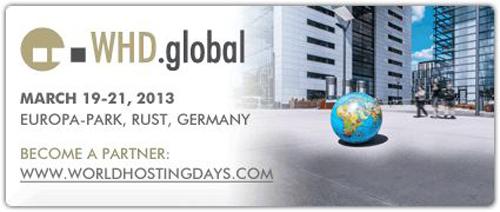 ¡Regalamos entradas para el WHD.global 2013 de Alemania!