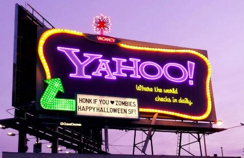 Visión de Yahoo! de Marissa Mayer