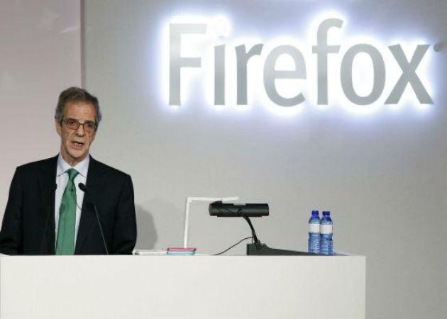 """César Alierta advierte que hay que acabar con los """"nuevos monopolios"""" como Google"""