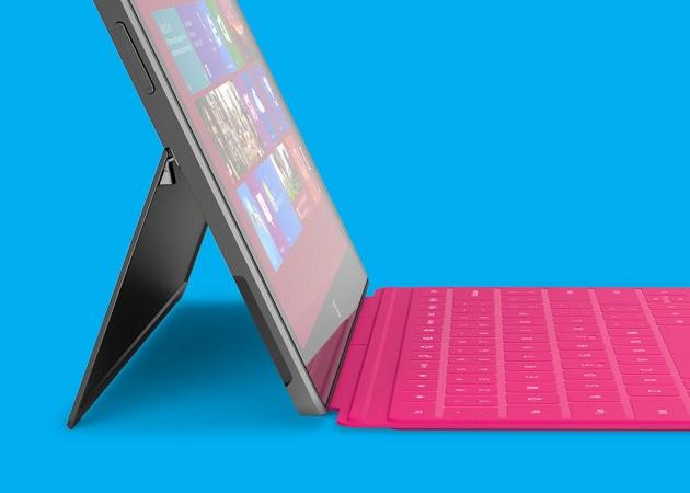 Microsoft ha vendido solo el 60% de los Surface que han llegado a tienda