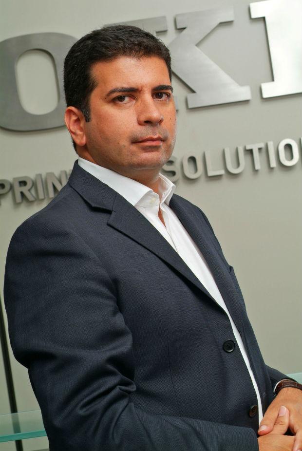 Carlos Sousa  nuevo Director Financiero de OKI Systems Ibérica