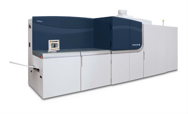 CiPress 500 and 325 Single Engine Duplex (SED) Production Inkjet Systems 2