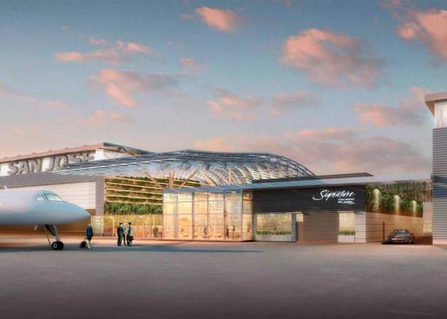 Google está construyendo su propio aeropuerto