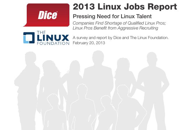 Los profesionales de Linux cotizan al alza