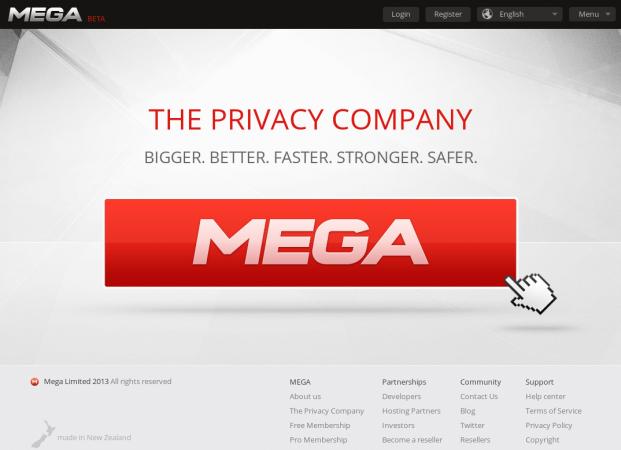 Kim Dotcom anuncia sus planes para MEGA