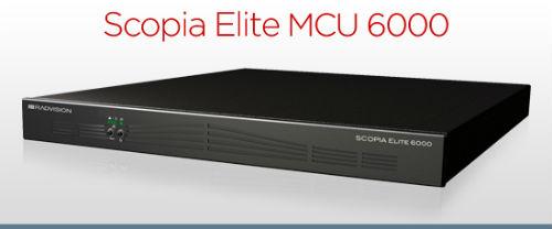 Avaya presenta su MCU Scopia Elite 6000 Series