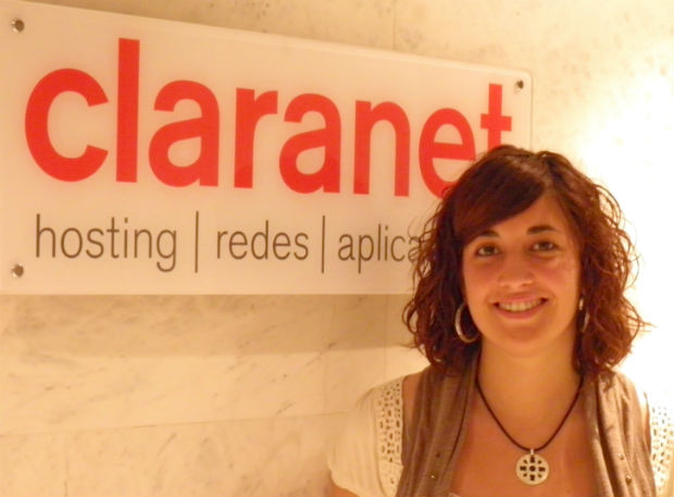 Nuria Sanchez Claranet