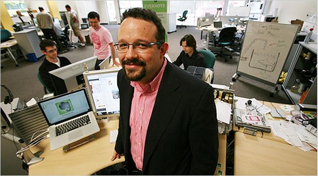 ¿Cómo es Phil Libin, CEO of Evernote?