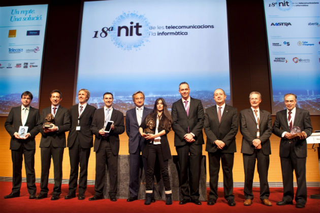 Premios de Telecomunicaciones e Informática de Cataluña