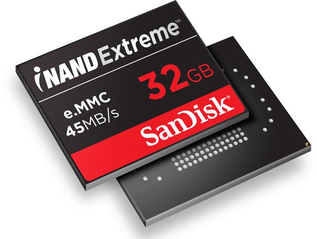 SanDisk se alía con NVIDIA para diseñar tablets con procesador Tegra 4