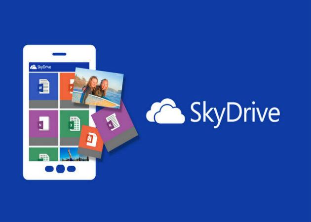Microsoft mejora las opciones para compartir y editar documentos en SkyDrive