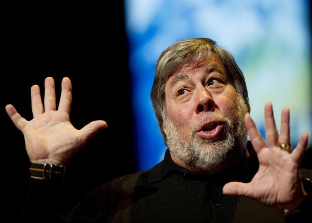 Steve Wozniak asegura que Apple ha caído en cuanto a competitividad en el sector smartphone