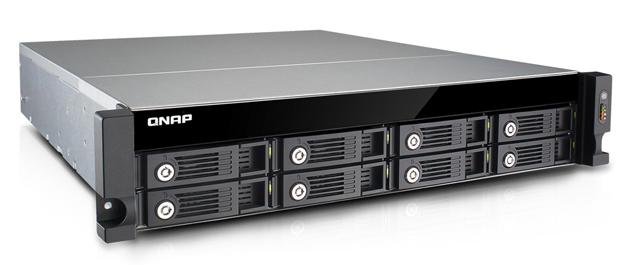 Serie TS-x70 de TurboNAS profesional de QNAP